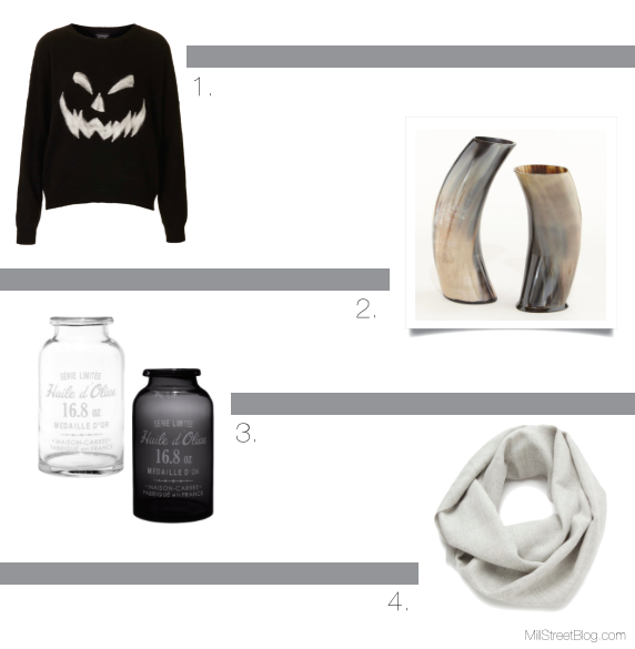 Wish List :: Lazy Halloween :: Mill Street