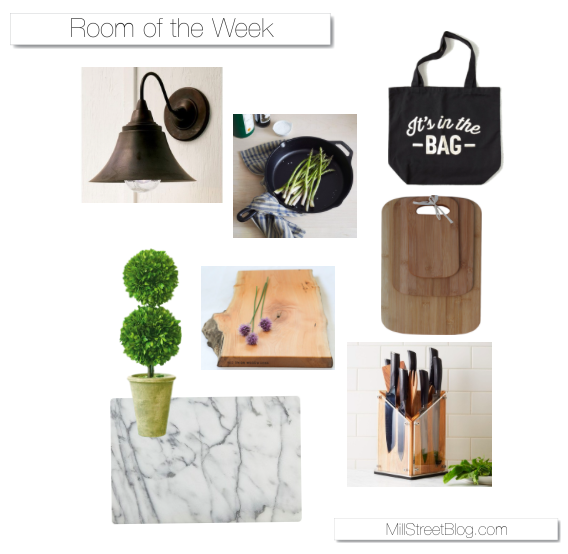 Room of the Week 10.30 // Mill Street