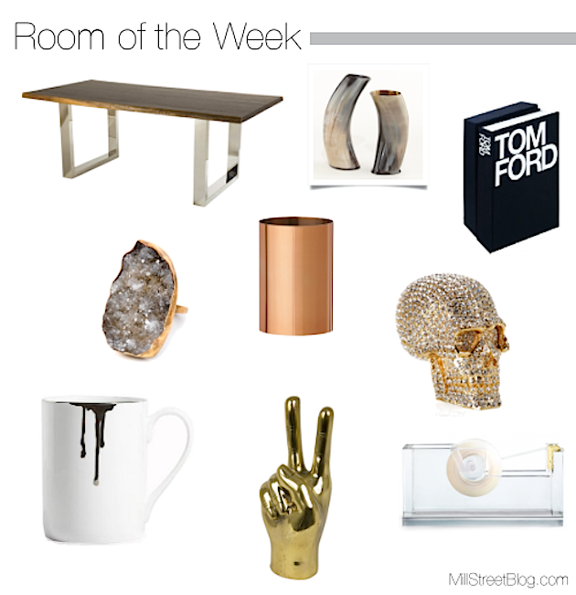 Room of the Week 11.7 :: Mill Street