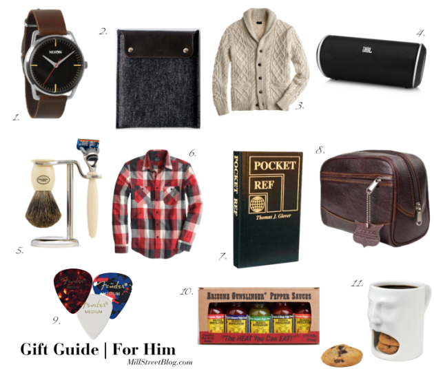 Gift Guide | For Him